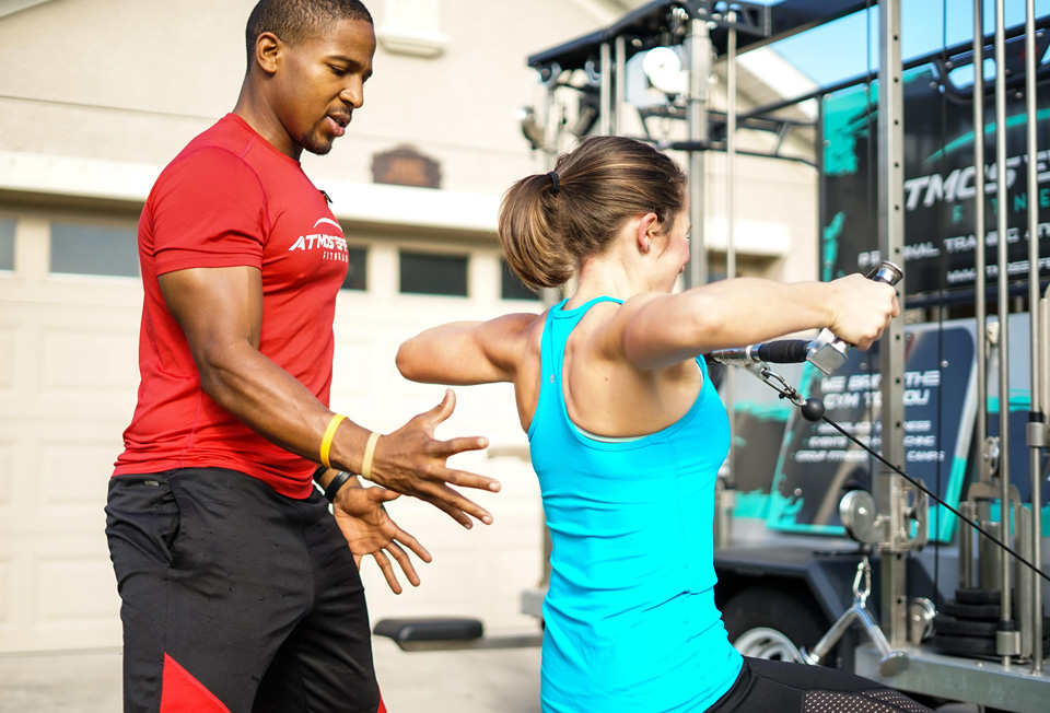 At Home Personal Trainer Tampa